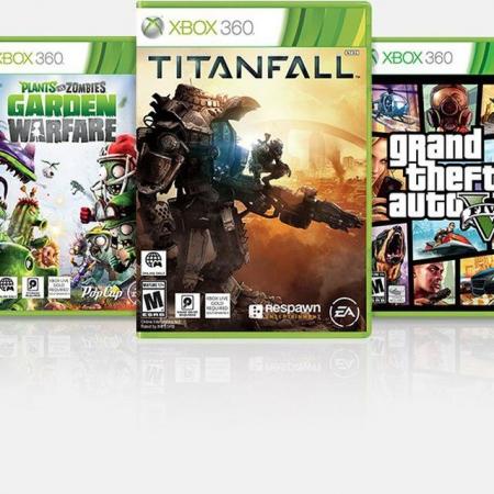 کانال فروش ویژه بازی های Xbox 360