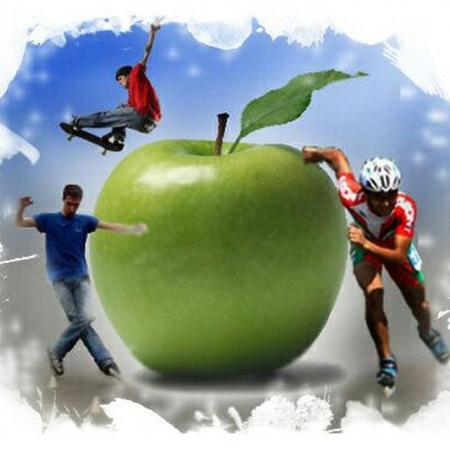 کانال تغذیه، ورزش و تندرستی