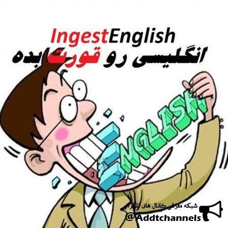 کانال انگلیسی را قورت بده