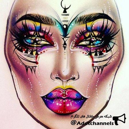 کانال ارایشی hima_beauty