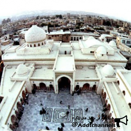 کانال فرهنگی مذهبی دمشق