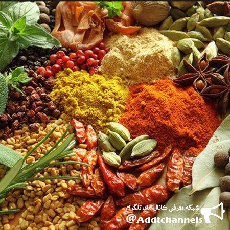 کانال فروشگاه ادویجات هندی