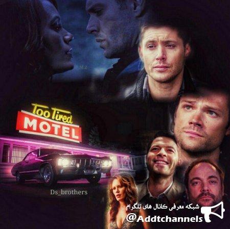 کانال سریال Supernatural