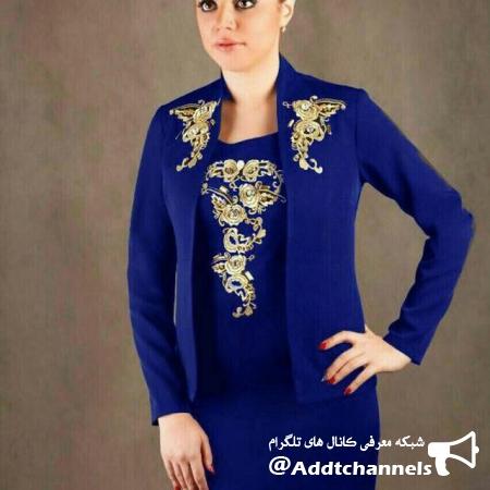 کانال فروش لباس های مجلسی