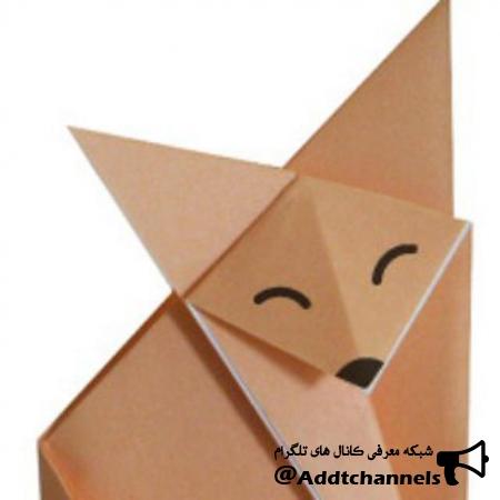 کانال هنر کاغذ و تا (اوریگامی )