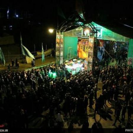 کانال حسینیه مرکزی مبارکه