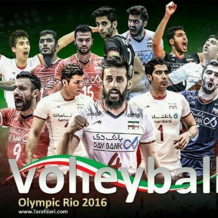 کانال والیبال ایران