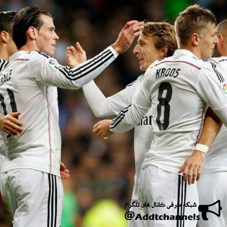 کانال مادرید سی اف