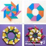 کانال تلگرام مرکز الگو و ساخت اوریگامی